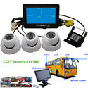 School Bus DVR Camera System