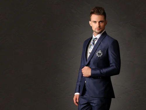 Blue Men Western Suit Punit Arora Fashion Designer Id 19785779333