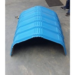 Blue Color Ridges Profile Sheet