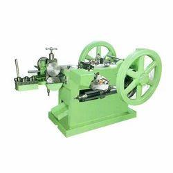 Automatic Bolt Making Machine