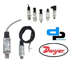 Dwyer 628-87-GH-P3-E4-S1 Pressure Transmitter 0-500 Bar