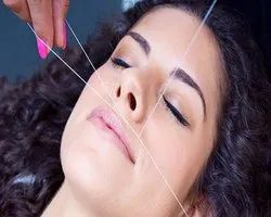 Upper Lips Threading