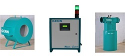 Textile Industry Metal Detector And Divertor