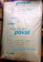 Poly Vinyl Alcohol (PVA)  All Grade