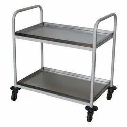 SS Lab Trolley, For Laboratory