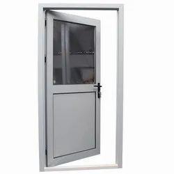 Powder Coated Aluminium Hinged Door