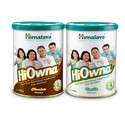 400g HiOwna Chocolate and Vanilla Powder