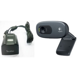 Secugen, Logitech E Registration Kit