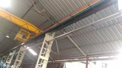 Crane Steel Structure Design & Fabrication