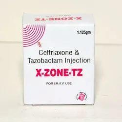 Ceftriaxone & Tazobactam Injection