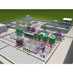 Steel Plant Water Treatment Complex
