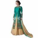 Ladies Designer Indo Western Suit