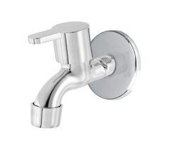 Caisson Stainless Steel Flora Bib Cock Tap for Bathroom Fitting