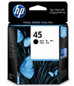 HP Ink Cartridge Black 51645a