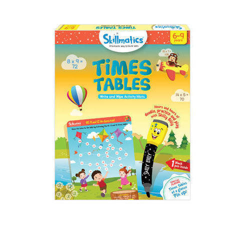 Skillmatics Times Table Kids Learning Toy, Rs 699 /piece ...