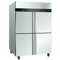 4 Door Vertical Reach In Chiller Elanpro RI 1100C, Capacity: 1100 L