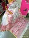 Printed Cotton Saree