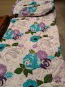 Designer Printed Double Bed Razai
