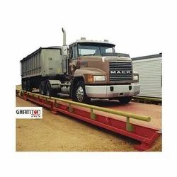 Electronic Pit Type Weighbridges