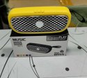 Yellow 1 Bluetooth Speaker Nbs-13
