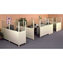 Aluminium Workstation Partition