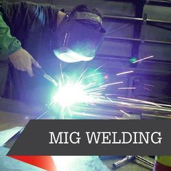 MS MIG Welding Service