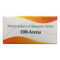 Methylcobalamin & Gabapentin Tablets 100-AREA