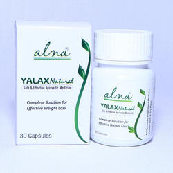 Yalax Natural -Capsule For Weight Loss
