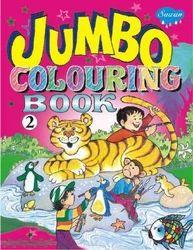 Jumbo Colouring Book 2
