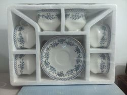 Crockery Set Cup And Saucer