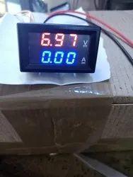 DC Volt Am Meter Dual