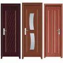 Polished PVC Door
