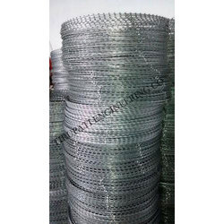Reinforced Punched Barbed Tape Wires