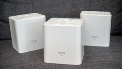White MW3-3 Pack Tenda
