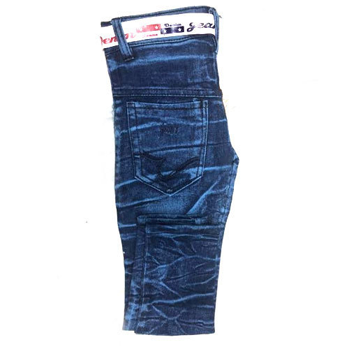079d8978ad Denim Party Wear Kids Slim Fit Jeans