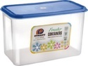 Square Plastic Container 6000 ml