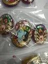 Radha Krishna 3 Pc Painting Set