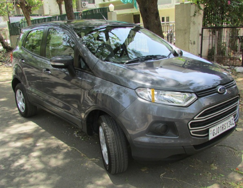 2016 Ford Ecosport 1 5 Trend At Rs 790000 Car म टर क र