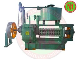 Sunflower Oil Expeller / Screw Press / Oil Extraction Machine