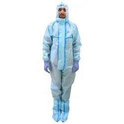 Oriley Orpp03 Ppe Kit With Coverall Suit, Safety Eye Goggles, Mask, Hand Gloves & Shoe