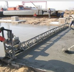 Truss Flex Screed Trimix Flooring