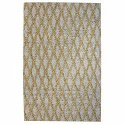 Natural Jute Accent Kitchen Carpets Custom Size Jute Rugs