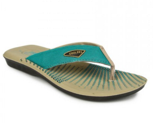 97cc5d43c Foot Wear - Coolers Mens Brown Thong Retailer from Coimbatore