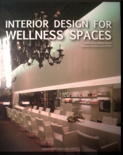 Interior Design Wellness Spaces Book