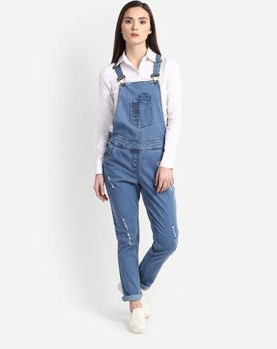 2019 best cheapest sale delicate colors Women Dungaree