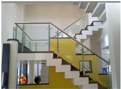 Glass Railing In Nashik Maharashtra Glass Staircase