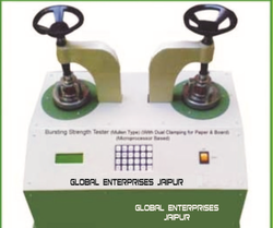 Bursting Strength Tester Microprocessor GE-2056 E
