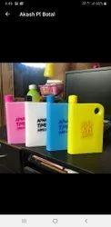 Royal Plastic 500ml Notbook water bottle