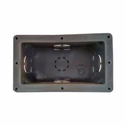 4 Modular PVC Concealed Box