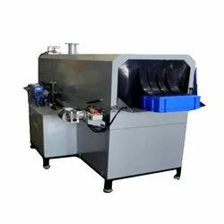 Plastic Bin Cleaning Machine